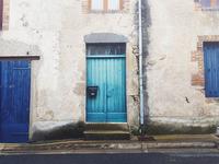 06. The Blue Door