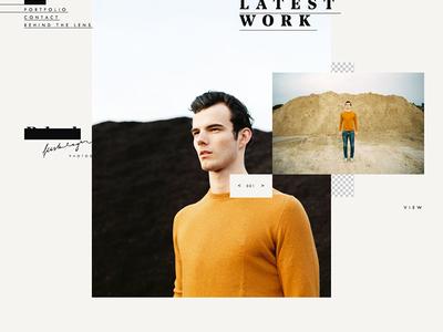 Roland Faistenberger Web Design design web
