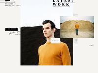 Roland Faistenberger Web Design