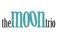 The Moon Trio - logo for jazz music trio