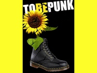 To Be Punk - festival poster