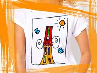 #krpaizakrpa t-shirt design