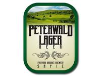 Craft beer - Peterwald Lager