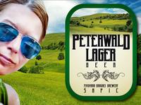 Craft beer Peterwald Lager 2