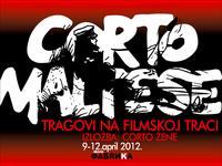 Poster CORTO MALTESE IN FILM...