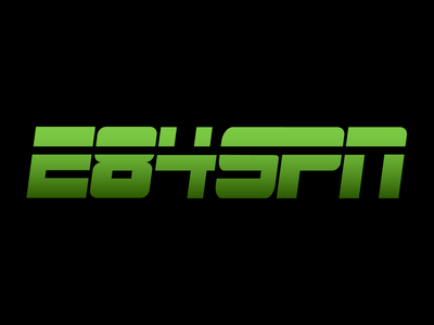 Element 84 Sports and Programming Network wordmark typography vector football sports fantasy football