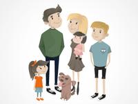 DAK Family