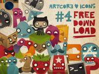 Artcore icons no.4