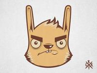 Angry Bunny!