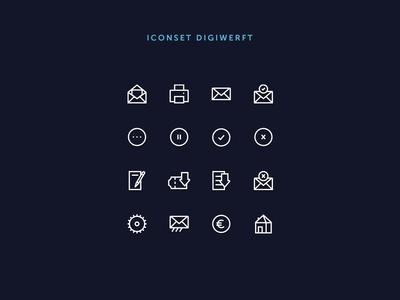 Iconset Digiwerft