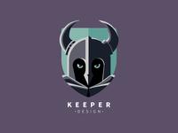 Logo design KEEPER