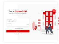 This is Princess Xena
