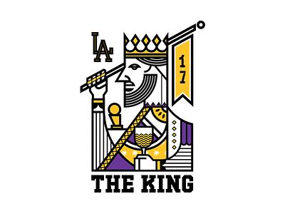 Long Live the King lebron geometric nba bubble long live 17 laker champs abstract king abstract king lakers nba