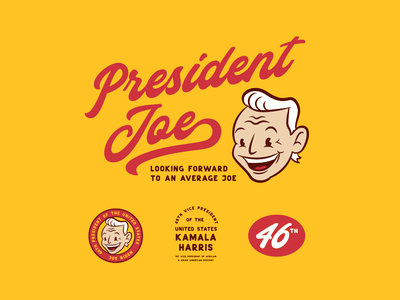 President Joe us president retro design retro dodgeball average joes 46th president kamala harris president joe joe biden