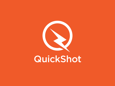 Camera App Logo camera app logo vector graphic design quick shot quickshot branding camera app camera day 40 dailylogo logo dailylogochallange