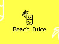 Beach Juice Logo