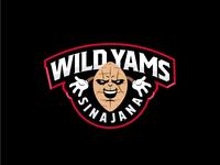 Wild Yams Sports Logo