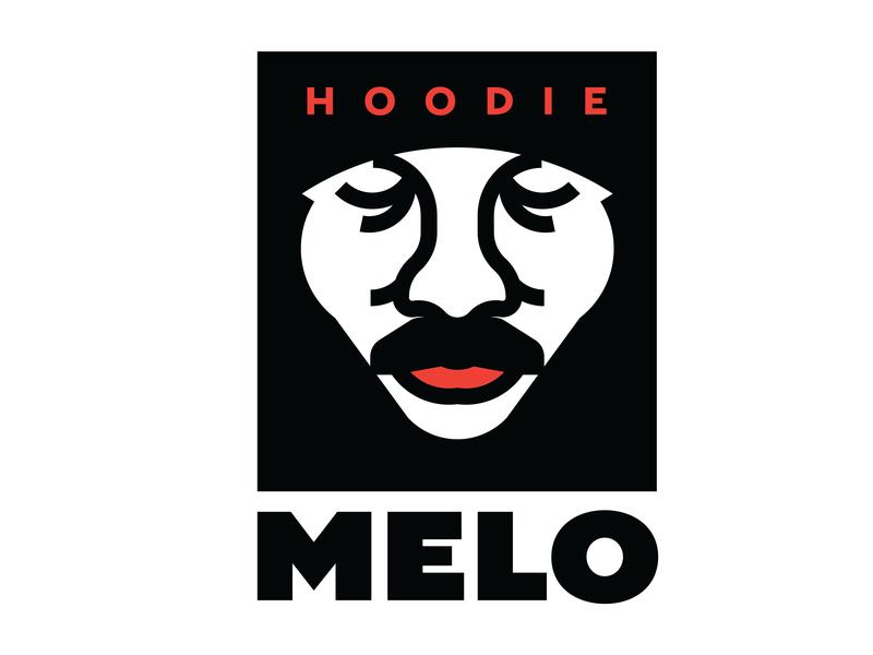 Hoodie Melo basketball logo hoodie melo logo sports logo nba carmelo anthony hoodie melo