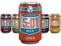 Unused beer brand concept