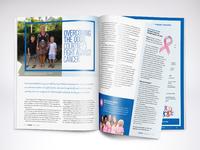 Riverviews - A Hospital Magazine - Interior Spread