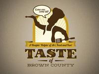 Taste Of Brown County - WIP