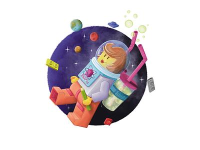 Lego fanart digital art drawing ipad childrens illustration illustration design procreate art artmash