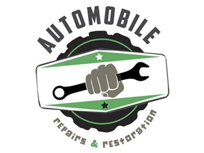 erin maioriello tags logo dribbble rh dribbble com auto body shop logo design auto repair shop logo design