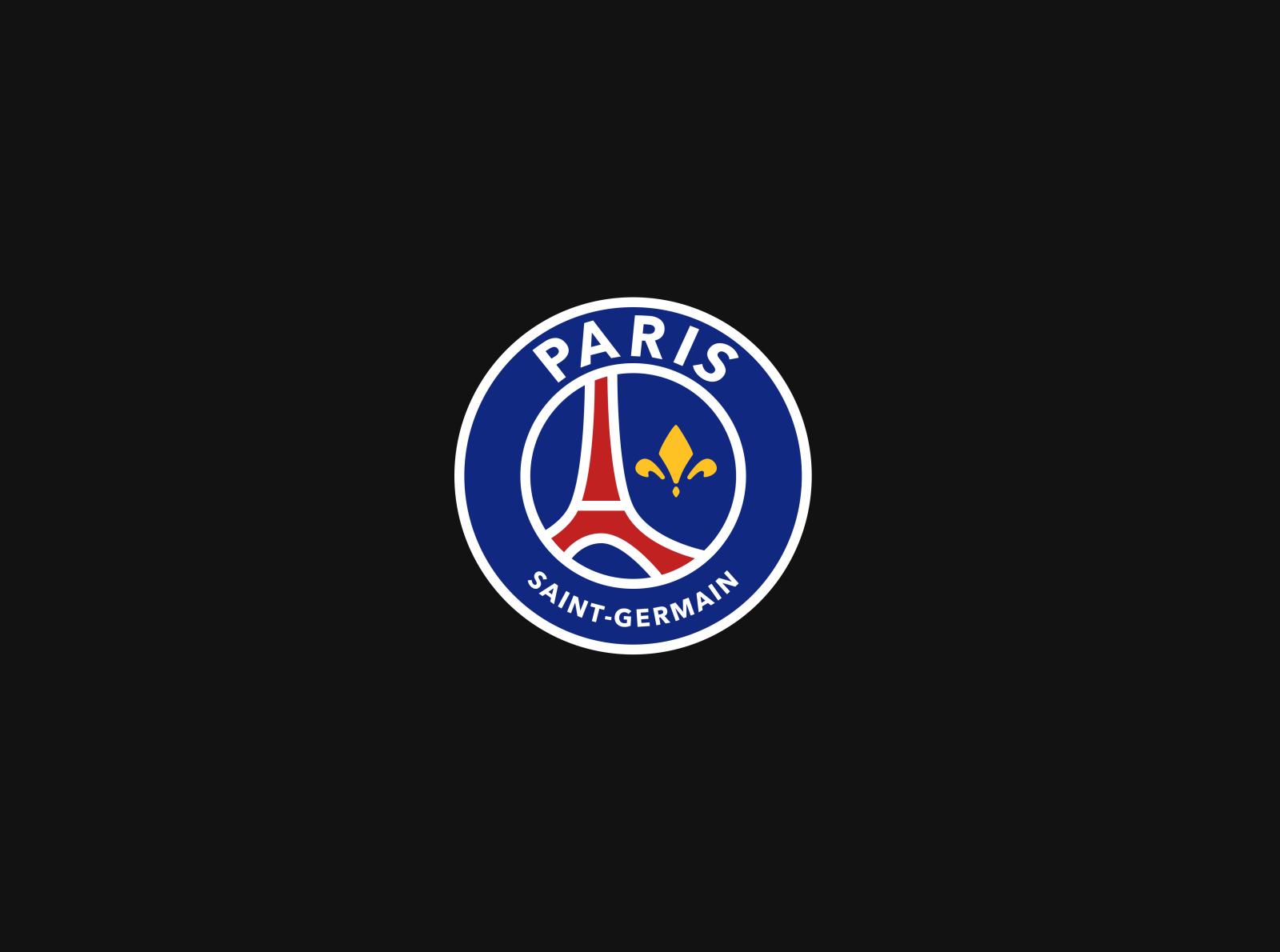 Dailylogochallenge Day 32 Psg Logo Redesign Sports Team Logo By Ugo Borrey On Dribbble