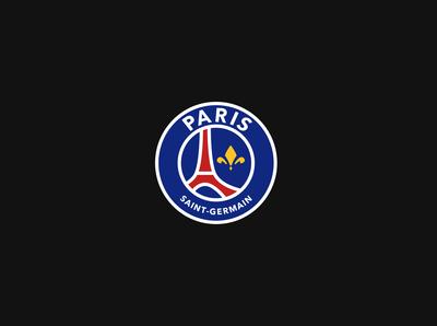 Dailylogochallenge day 32 | PSG Logo Redesign | Sports Team Logo