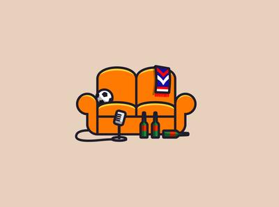 Soccer Podcast Logo