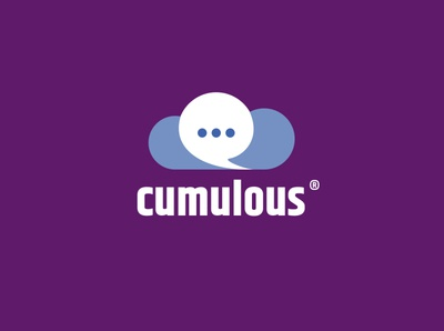 cumulous | cloud messaging service | the daily logo challenge