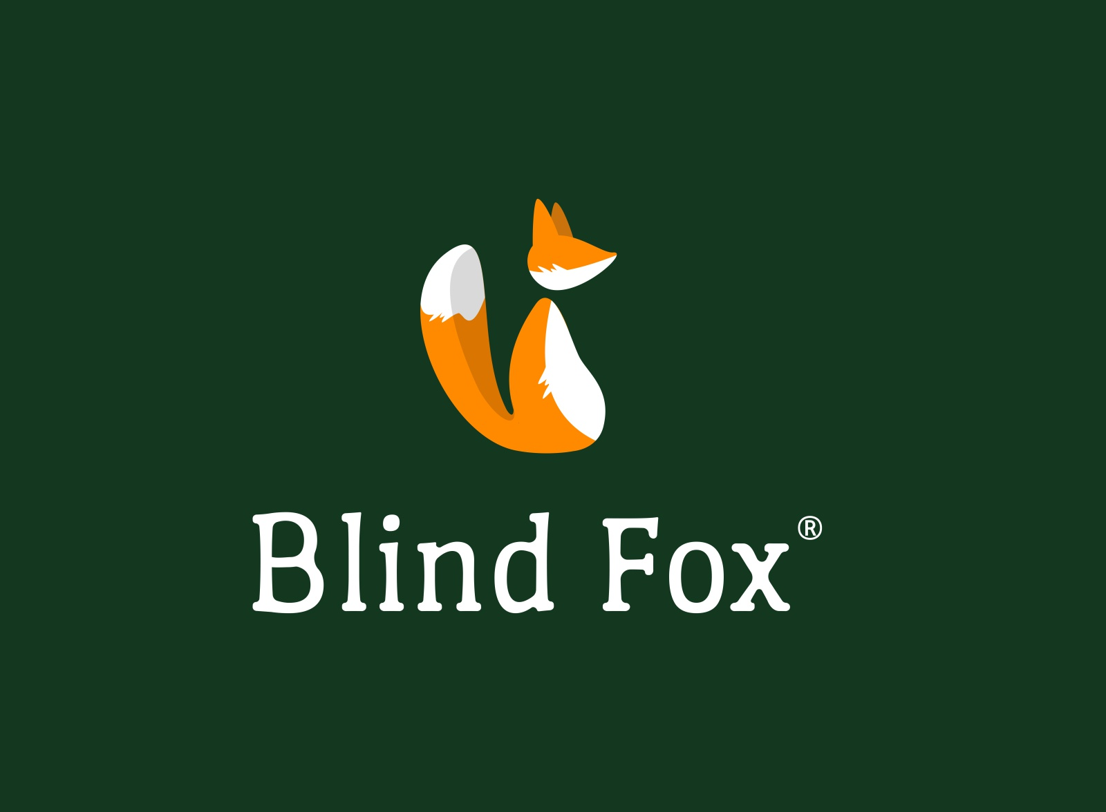 Blind Fox | The Daily Logo Challenge | Wallets for blind ...