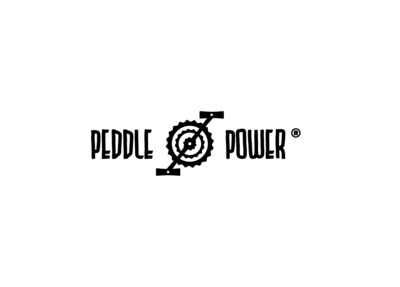 Peddle Power | Bicycle Logo | Daily Logo Challenge Day 24
