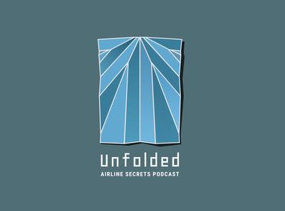 Unfolded | Daily Logo Challenge | Alternate Version