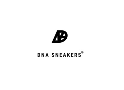DNA Sneakers | Sport Shoes Brand | Daily Logo Challenge Day 30