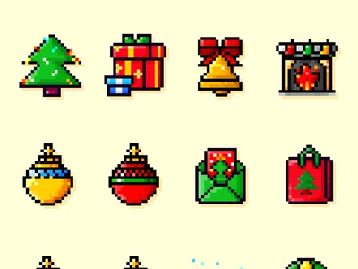 pixel art pixel icon design vector illustration
