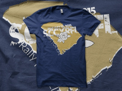 SC Catholic Youth Rally For Life Shirt Concept
