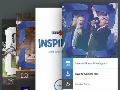 Life Teen Inspired App