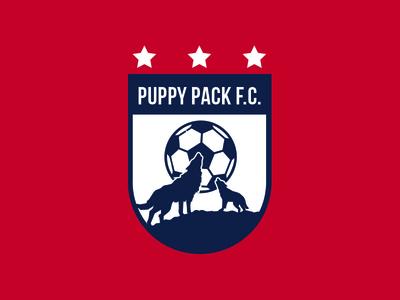Puppy Pack Crest