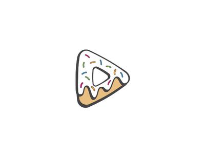 Donut Themed Media Branding