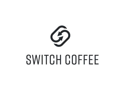 Switch Coffee Logo Concept