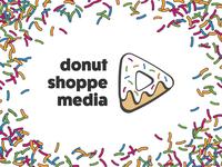 Donut Shoppe Media Logo
