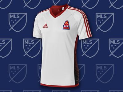 STL MLS Logo on Kit