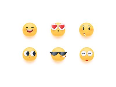 Emoji icon sticker icon emoticon emoji illustrator illustration