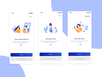 Healthcare Onboarding procreate ipadpro healthcare ios app mobile ui health app screens onboarding illustration onboarding uiux ui illustration rynguyen ui design dribble illustrator art illustrator artist illustration