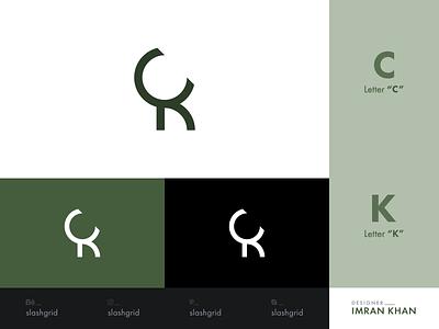 CK Logo ck lettermark download free idea k logo c logo letter logo ck logo typography creative simple mark clean brand symbol monogram logo branding minimal