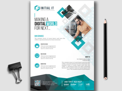 10 Best Flyer Templates For Free Download By Bayezid Bostam Mithu On Dribbble