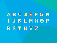VOLUNTEER Typeface