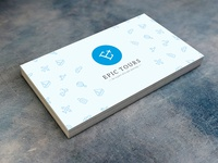 Epic Tours Business Card