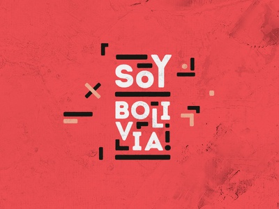 Soy Bolivia Logotype gallery culture arts logotype logo